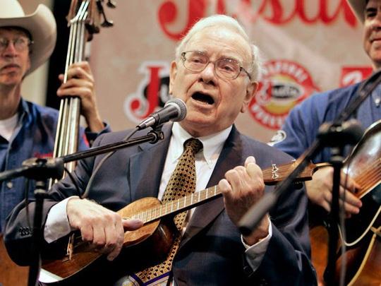 Cuộc hôn nhân kỳ lạ của tỷ phú Warren Buffett - Ảnh 2.
