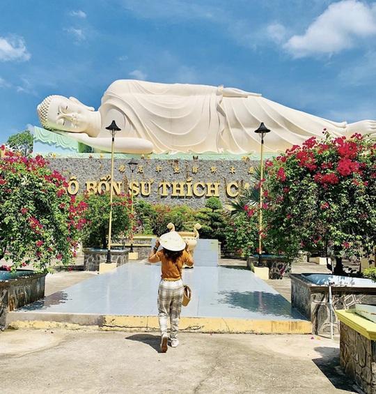 7 ngôi chùa ở Việt Nam có tượng Phật nằm lớn - Ảnh 5.