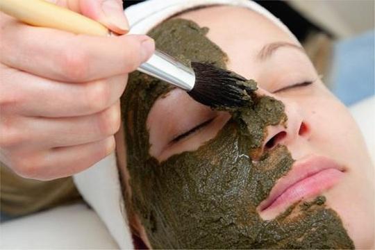 Làm đẹp da với mặt nạ từ tảo biển - Ảnh 1.