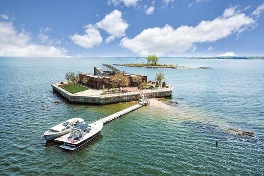 Thiết kế tuyệt đẹp trong ngôi nhà giữa biển khơi - Ảnh 1.