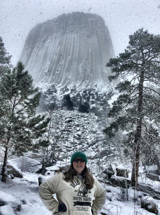 Tháp Quỷ 50 triệu năm tuổi - danh thắng hàng đầu nước Mỹ - Ảnh 10.