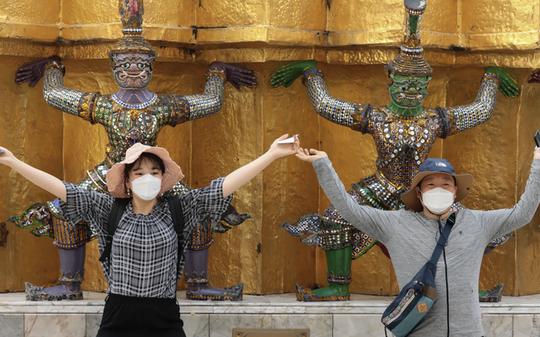 Thái Lan tuyên bố mở cửa chào đón khách du lịch Trung Quốc - Ảnh 1.