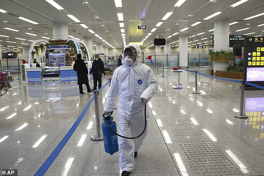 Chưa có ca nhiễm Covid-19, Triều Tiên phòng thủ gắt gao hơn các nước - Ảnh 1.