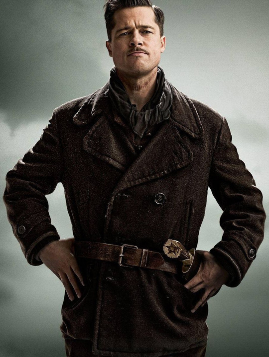 Brad Pitt: Vì sao Oscar muộn màng đến vậy? - Ảnh 11.