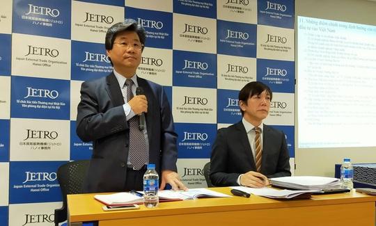 Gần 64% doanh nghiệp Nhật Bản muốn mở rộng kinh doanh ở Việt Nam - Ảnh 1.