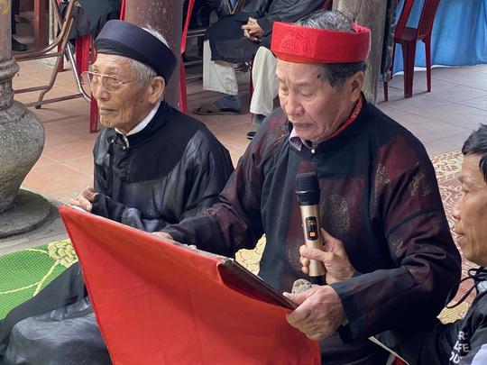 """Minh Thề – """"mỹ tục khả phong"""", báu vật văn hóa lễ hội - Ảnh 6."""