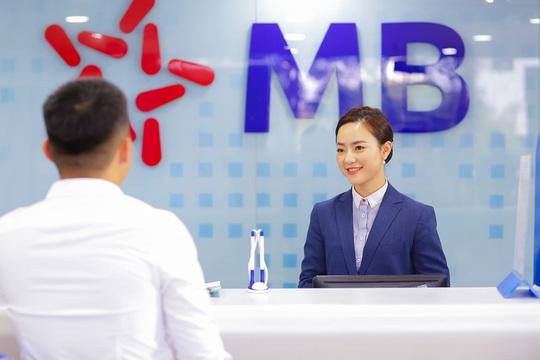 MB tung gói tín dụng 10.000 tỉ đồng ưu đãi khách hàng SME - Ảnh 1.