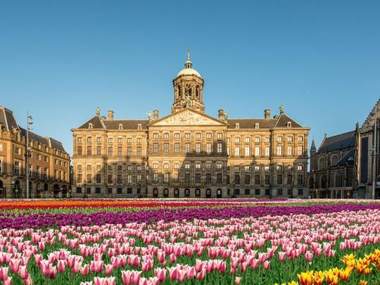 Những cung điện hoàng gia xa hoa trên thế giới - Ảnh 12.