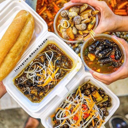 Những khu ẩm thực nổi tiếng hút khách ở Đà Nẵng - Ảnh 7.
