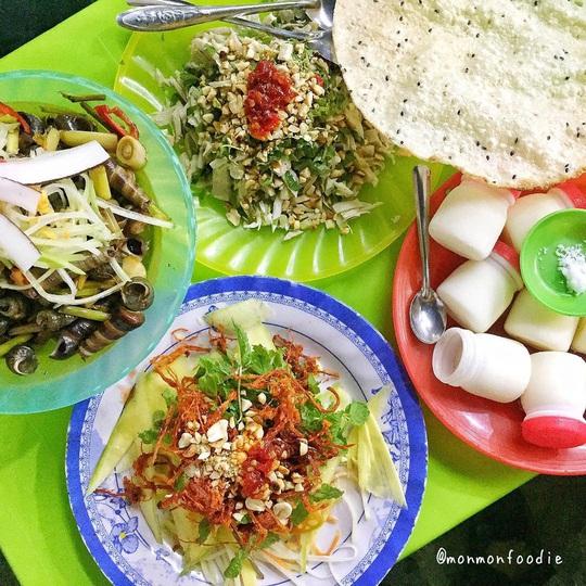 Những khu ẩm thực nổi tiếng hút khách ở Đà Nẵng - Ảnh 9.