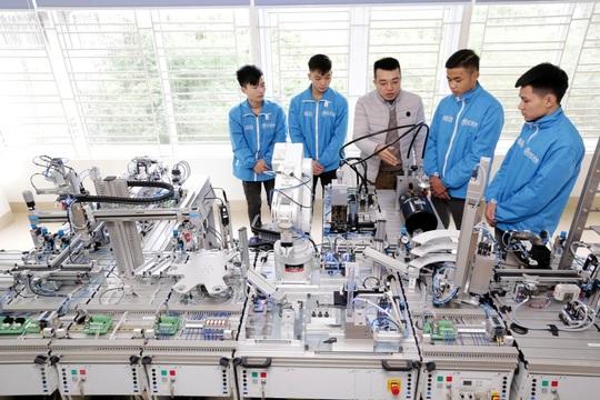 Việt Nam và Úc đẩy mạnh hợp tác giáo dục nghề nghiệp - Ảnh 1.