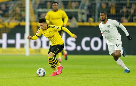 Song sát lập công, Dortmund dội mưa bàn thắng Frankfurt - Ảnh 4.
