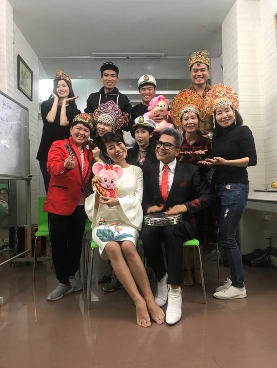 MC Thi Thảo, Thanh Bạch đào tạo nâng cao cho các MC truyền hình - Ảnh 4.