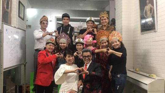 MC Thi Thảo, Thanh Bạch đào tạo nâng cao cho các MC truyền hình - Ảnh 6.