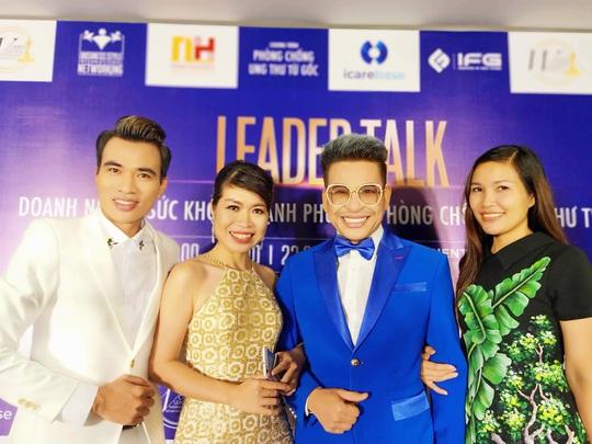 MC Thi Thảo, Thanh Bạch đào tạo nâng cao cho các MC truyền hình - Ảnh 7.