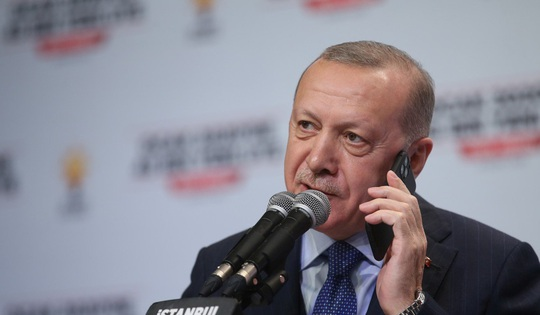 Cuộc chiến ngôn từ Nga, Thổ Nhĩ Kỳ xoay quanh Libya - Ảnh 1.