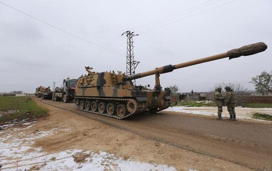 Cuộc chiến ngôn từ Nga, Thổ Nhĩ Kỳ xoay quanh Libya - Ảnh 2.