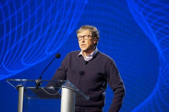 Cảnh báo đáng sợ của Bill Gates về dịch bệnh Covid-19 - Ảnh 1.
