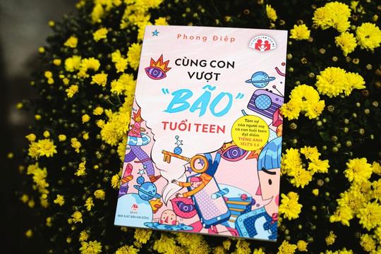 Nhà văn Lê Minh Hà, Phong Điệp kể chuyện dạy con - Ảnh 1.
