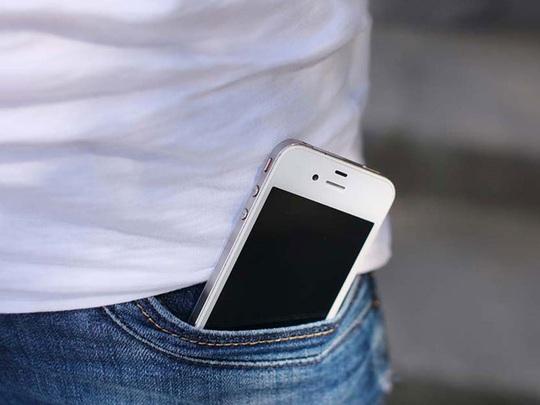 Đừng bao giờ để điện thoại ở những chỗ này - Ảnh 1.
