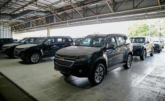 GM bán dây chuyền sản xuất ôtô tại Thái Lan - Ảnh 1.