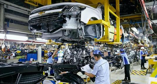 GM bán dây chuyền sản xuất ôtô tại Thái Lan - Ảnh 2.