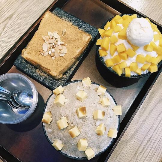 Những khu ẩm thực nước ngoài hút khách tại ngay TP HCM - Ảnh 14.