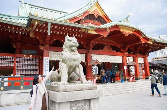 Đền thờ cầu duyên tại Tokyo - Ảnh 3.