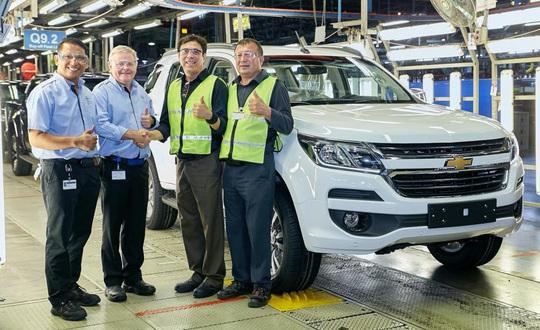 GM bán dây chuyền sản xuất ôtô tại Thái Lan - Ảnh 3.