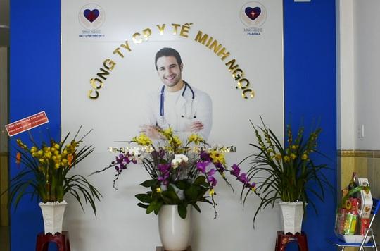 Khai trương phòng khám siêu âm sản khoa Minh Ngọc - Ảnh 4.