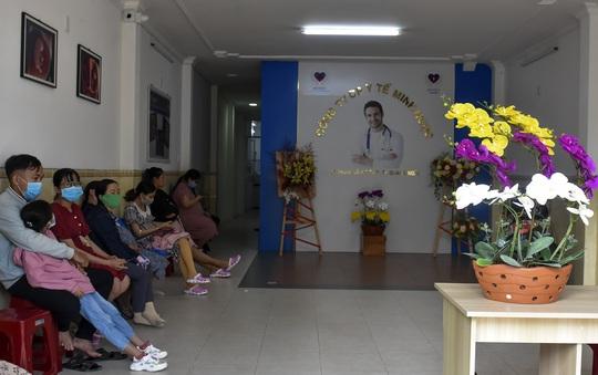Khai trương phòng khám siêu âm sản khoa Minh Ngọc - Ảnh 3.