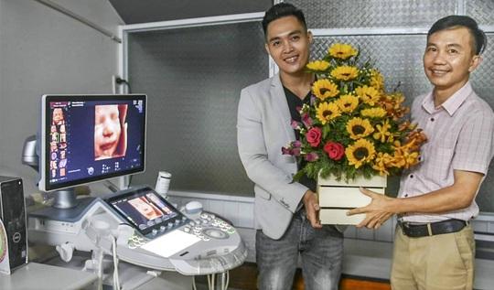 Khai trương phòng khám siêu âm sản khoa Minh Ngọc - Ảnh 1.