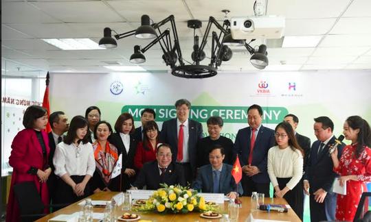 VKBIA hợp tác cùng Bộ Khoa học Công nghệ phát triển công nghệ xanh - Ảnh 2.