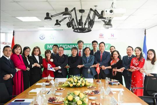 VKBIA hợp tác cùng Bộ Khoa học Công nghệ phát triển công nghệ xanh - Ảnh 1.