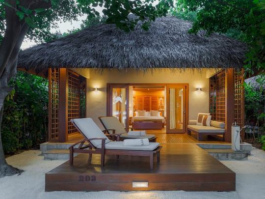 Khu nghỉ dưỡng lãng mạn nhất thế giới - Ảnh 2.