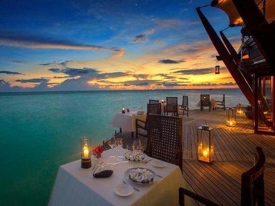Khu nghỉ dưỡng lãng mạn nhất thế giới - Ảnh 4.