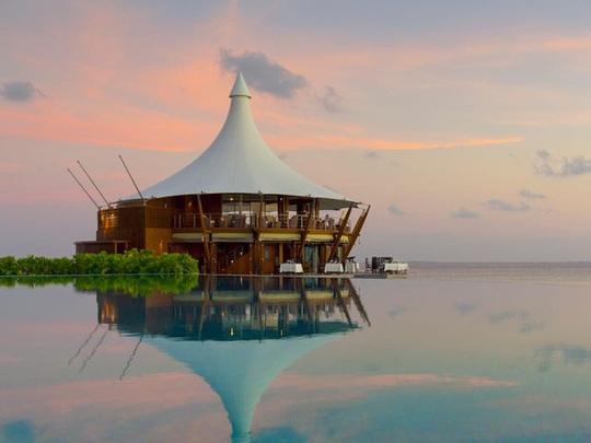 Khu nghỉ dưỡng lãng mạn nhất thế giới - Ảnh 5.