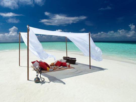 Khu nghỉ dưỡng lãng mạn nhất thế giới - Ảnh 7.
