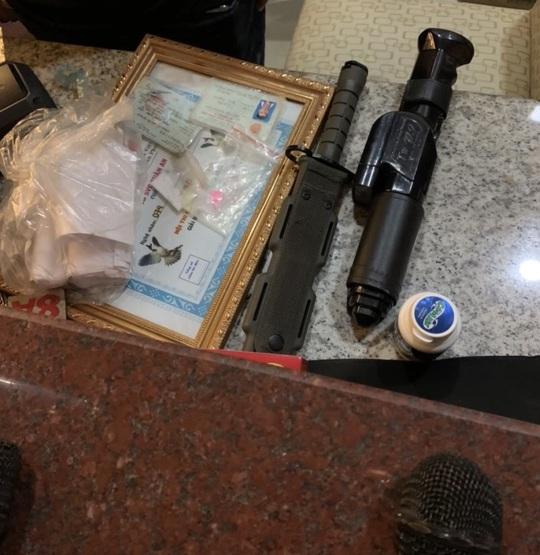 Hai ổ ma túy trong quán karaoke ở Đồng Nai - Ảnh 2.