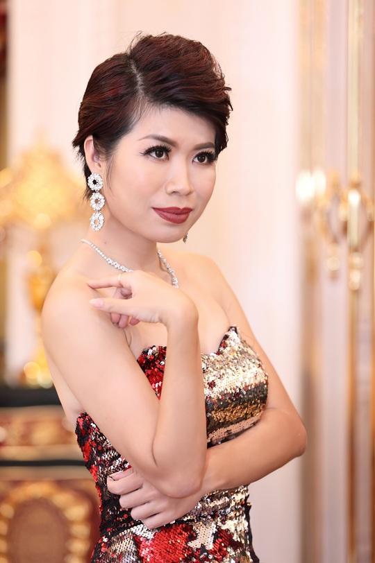 """Diễn giả MC Thi Thảo làm khách mời """"Chuyện đêm muộn"""" - Ảnh 2."""