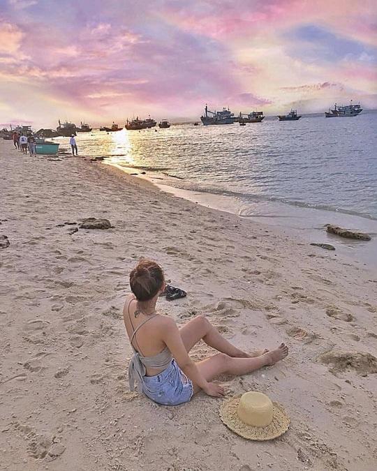 Né dịch tại hòn đảo hoang sơ, tuyệt đẹp ở Bình Thuận - Ảnh 3.
