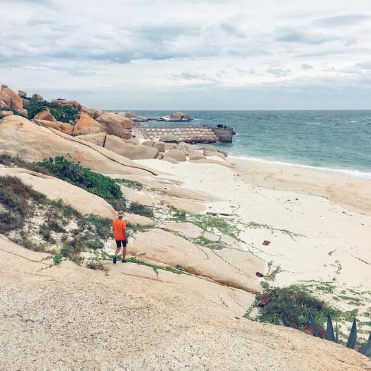 Né dịch tại hòn đảo hoang sơ, tuyệt đẹp ở Bình Thuận - Ảnh 5.