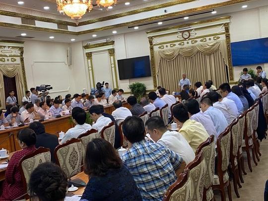 TP HCM sẽ có chính sách hỗ trợ doanh nghiệp vốn trên 100 tỉ đồng - Ảnh 1.