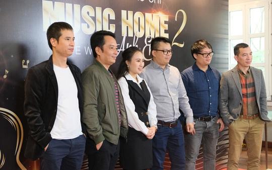 """Music Home đưa mô hình """"nhà hát internet"""" đến mọi nhà - Ảnh 1."""
