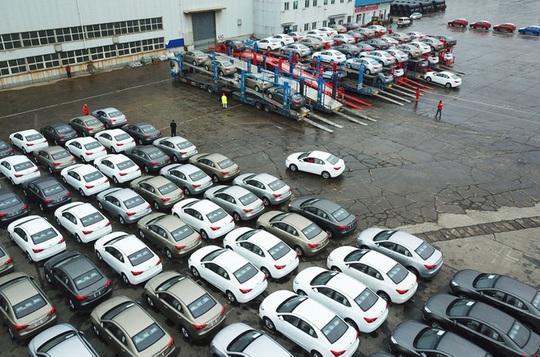 Thị trường xe hơi Trung Quốc chết đứng vì dịch virus corona - Ảnh 1.