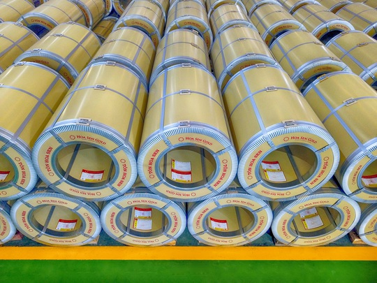 Tập đoàn Hoa Sen tạo đột phá với dòng sản phẩm tôn siêu bền Hoa Sen Gold - Ảnh 3.