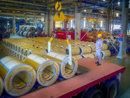 Tập đoàn Hoa Sen tạo đột phá với dòng sản phẩm tôn siêu bền Hoa Sen Gold - Ảnh 4.