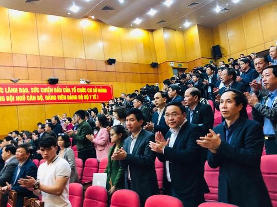 Phó Thủ tướng cùng đại biểu ở 700 điểm cầu tri ân nhân viên y tế nhân Ngày thầy thuốc VN - Ảnh 6.