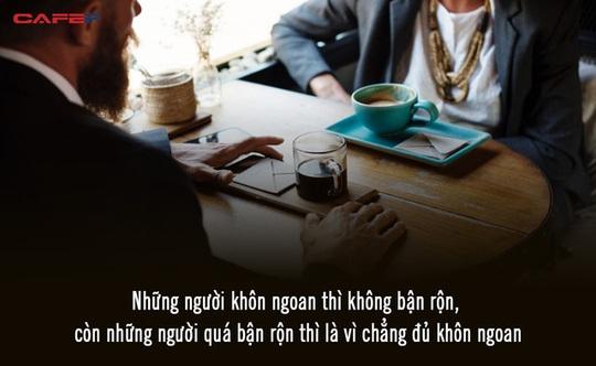 Người càng thành công càng không bận rộn bao giờ - Ảnh 1.