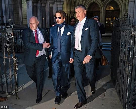 Lộ tin nhắn tài tử Johnny Depp muốn dìm chết rồi đốt xác vợ cũ - Ảnh 3.